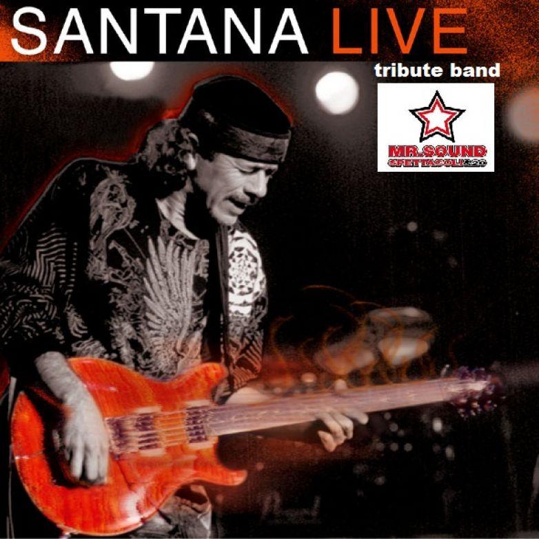 SANTANA LIVE TRIBUTE