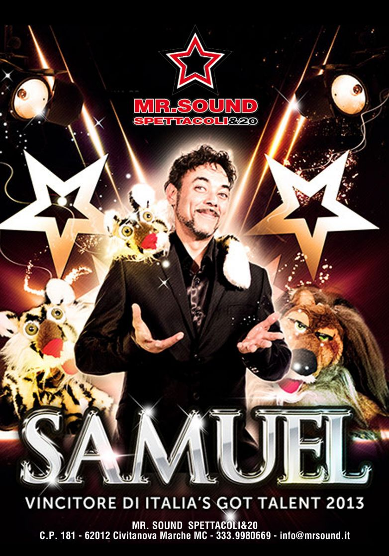 Samuel Il Ventriloquo