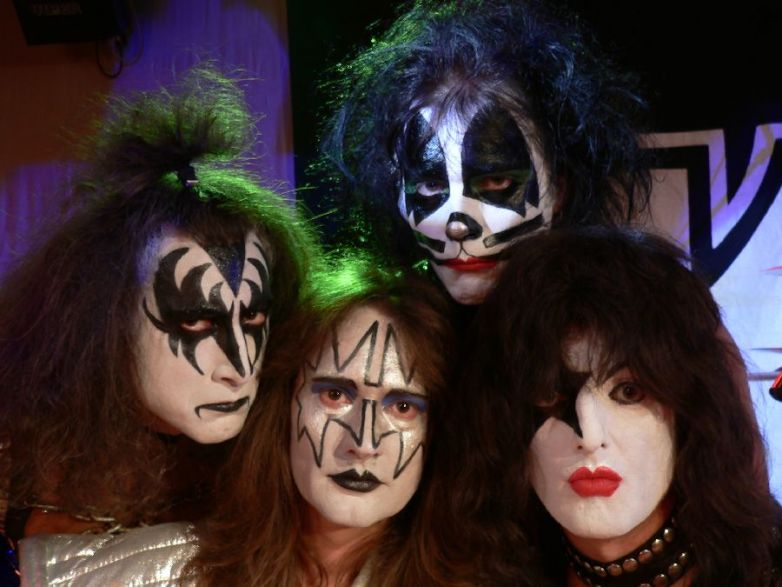 Kiss Europe Tribute