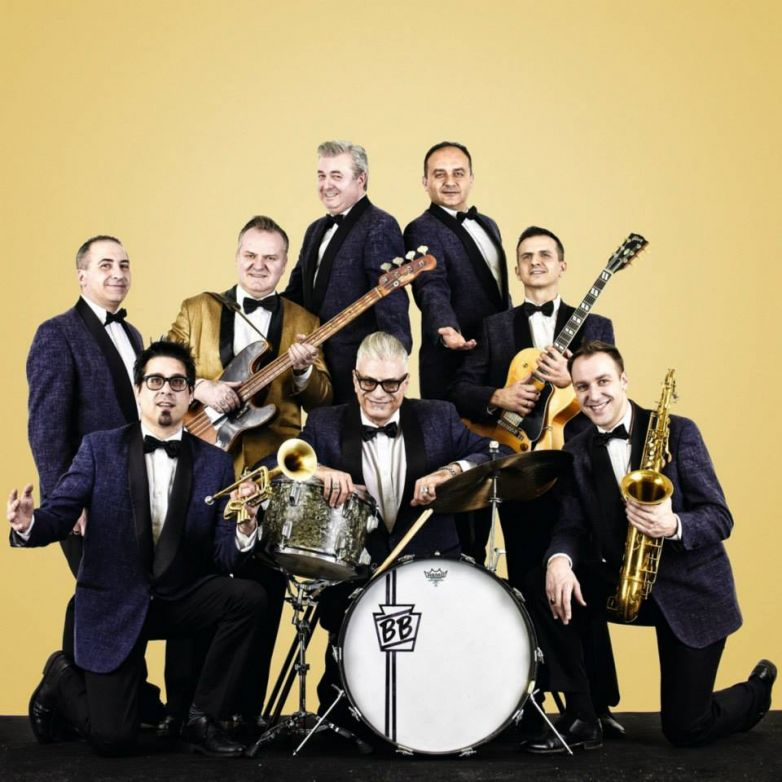 THE GOOD FELLAS (Best Italian Swing band)