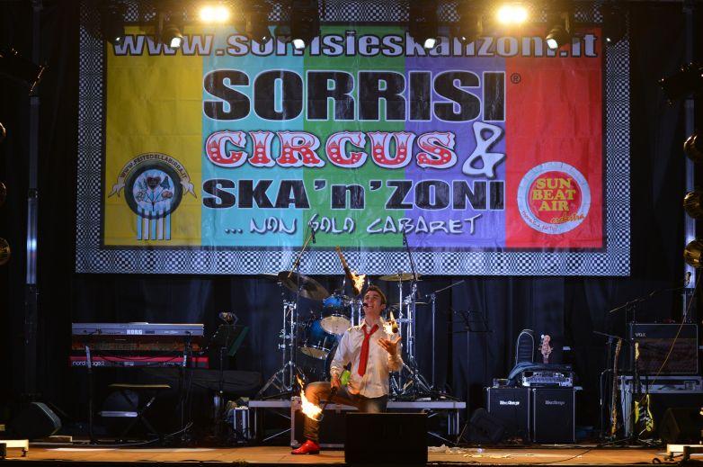 Sorrisi e Skanzoni Circus...non solo cabaret