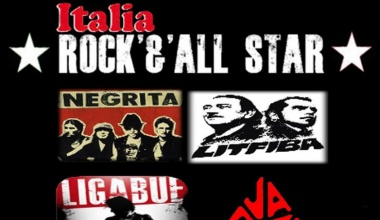 Ghergo - Italia Rock'n'All Stars